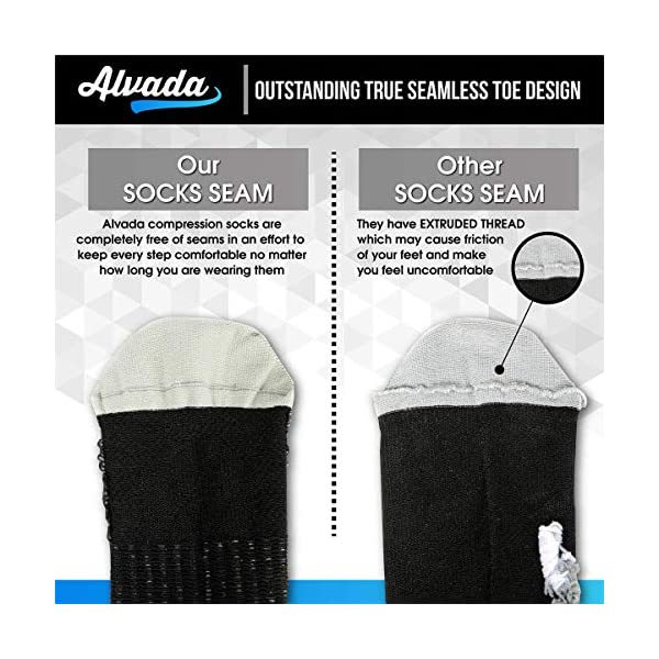 Ideal compression socks