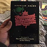 The Restaurant at the End of the Universe by Douglas Adams (1982) Hardcover
