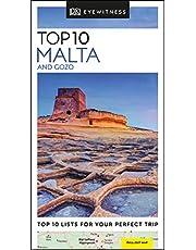 DK Eyewitness Top 10 Malta and Gozo