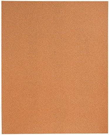 Variety Pack//Assortment Box of 50 80,120,150,220,240,320,400,600,800,1000 for Automotive /& Wookworking Palm Sanders Premium Dura-Gold - 1//4 Sheet Hook /& Loop Sandpaper 5.5 x 4.5