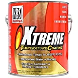 KBS Coatings 65508 Off-White Xtreme Temperature Coating - 1 Gallon