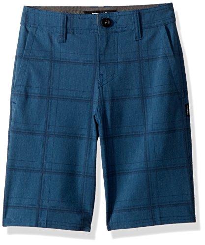 Oneill Kids Boys Shorts - O'Neill Big Boys Mixed Hybrid Boardshort, Dark Blue, 28