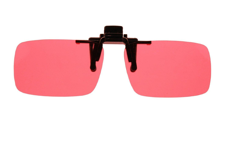 Amazon.com : Polarized Clip on Flip up Polycarbonate Sunglasses ...