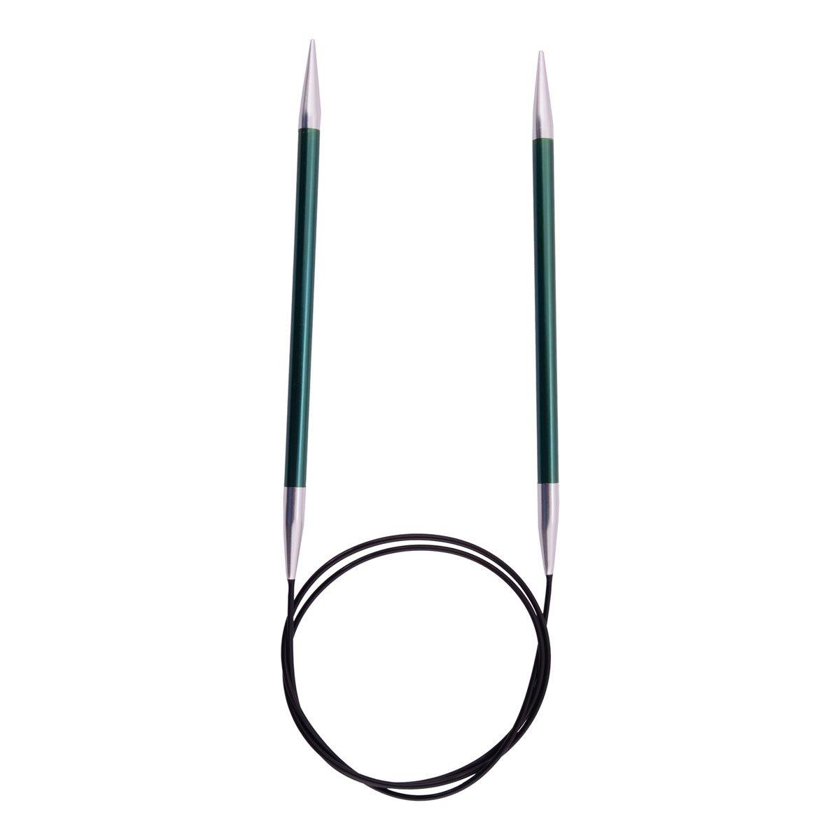 KnitPro International Rundstricknadel ZING 3,75 mm amethyst 120 cm