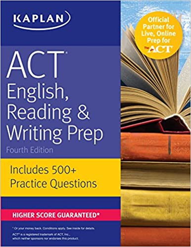 Amazon.com: ACT English, Reading & Writing Prep: Includes ...