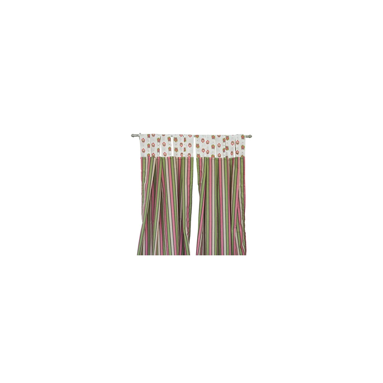 Curtain Panel – Sweet Dream Owl