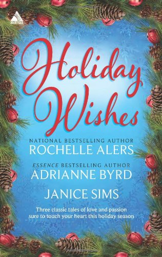 book cover of Holiday Wishes