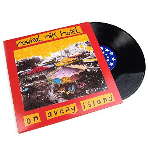 Music : Neutral Milk Hotel: On Avery Island (180g, Free MP3) Vinyl LP