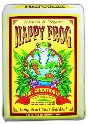 FoxFarm Happy Frog Soil Conditioner 3 cu ft 77.2 dry qts