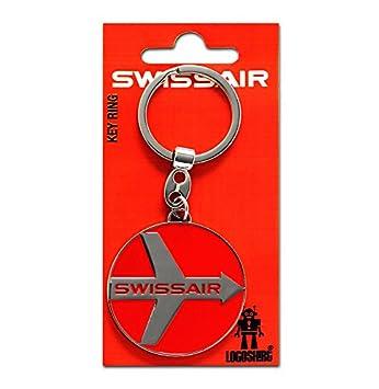 Llavero Swiss Air - Llavero Aviación - Swissair - Key-Ring ...