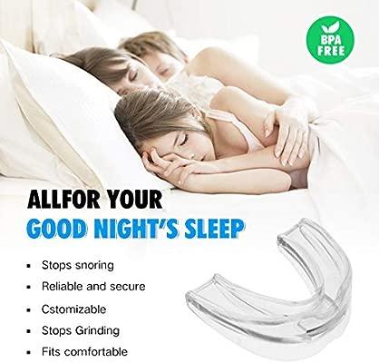 Dispositivos Anti Ronquidos Soluciones,4 Dilatadores nasales antironquidos-1 Boquilla antironquidos, Antirronquidos Nariz Solucion Ayuda para Dormir ...
