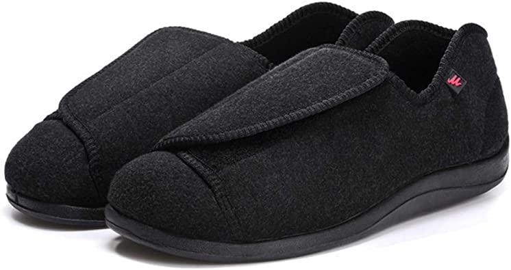 DS-Slippers Women's Extra Wide