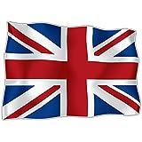 Autocollant sticker drapeau anglais uk union jack royaume uni moto voiture