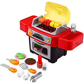 Little tikes backyard barbeque get out 39 n for Kitchen set toys amazon
