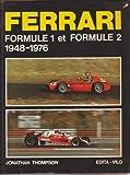 Ferrari Formule 1 et Formule 2 1948-1976