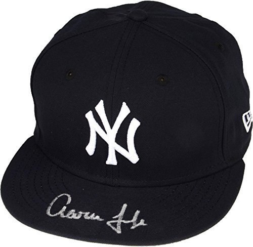 756e6fd176e Aaron Judge New York Yankees Autographed New Era Cap - Fanatics Authentic  Certified - Autographed Hats at Amazon s Sports Collectibles Store