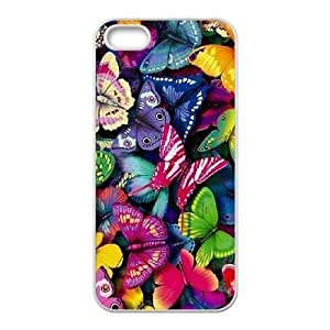 Butterfly Diamond DIY Case Cover for iPhone ipod touch4 LMc-85208 at LaiMc