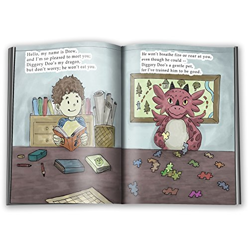 The Mindful Dragon: A Dragon Book about Mindfulness. Teach Your Dragon To Be Mindful. A Cute Children Story to Teach Kids about Mindfulness, Focus and Peace. (My Dragon Books)