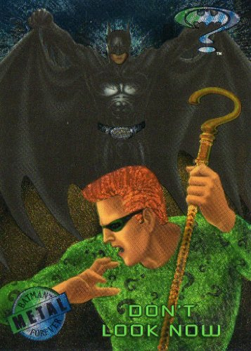 1995 Batman Forever #25 Dont Look Now