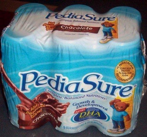 PediaSure Grow & Gain Nutrition Shake For Kids, Chocolate, 8