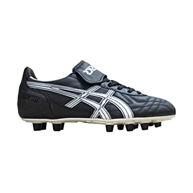 b52b14307 ASICS Testimonial Light Nr Black Silver: Amazon.co.uk: Shoes & Bags