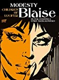 img - for Modesty Blaise: The Children of Lucifer book / textbook / text book