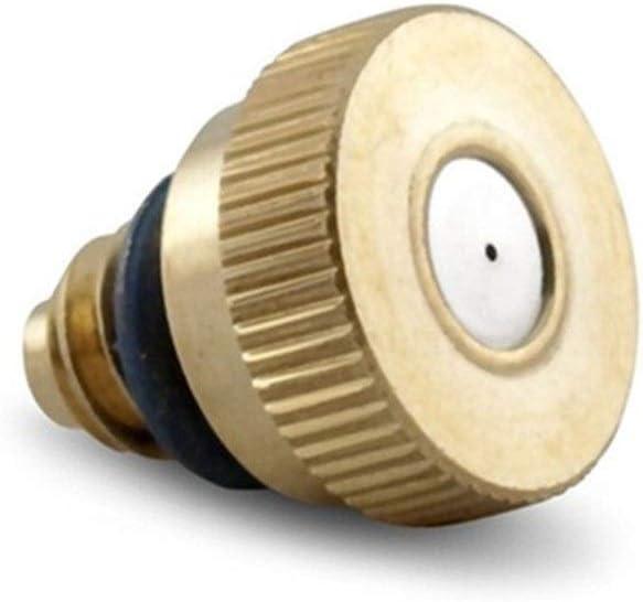 JYSLI Drips Standard Black Low Pressure Working Pressure 1.5-30 Bar Mist Water Sprayers resist (Color : 18m) 6m