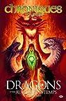 Lancedragon - Chroniques de Lancedragon, BD tome 3-1 : Dragons d'une aube de printemps par Hickman