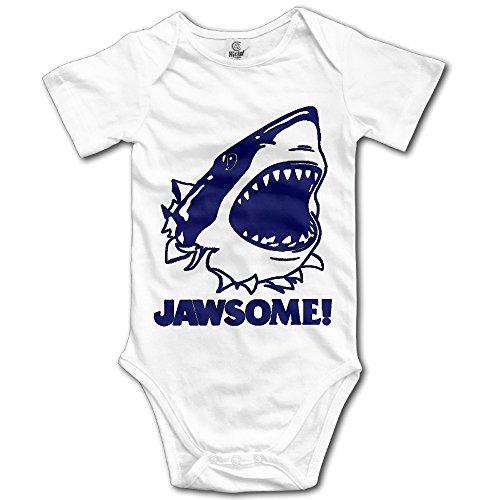 shark baby onesie - 8