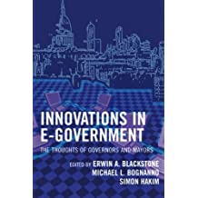 Innovations in E-Government: The Thoughts of Governors and Mayors