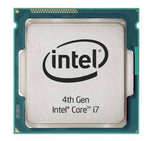 Intel Core i7-4770 Quad-Core Desktop Processor 3.4 GHZ LGA 1150 8 MB Cache BX80646I74770 (Renewed)
