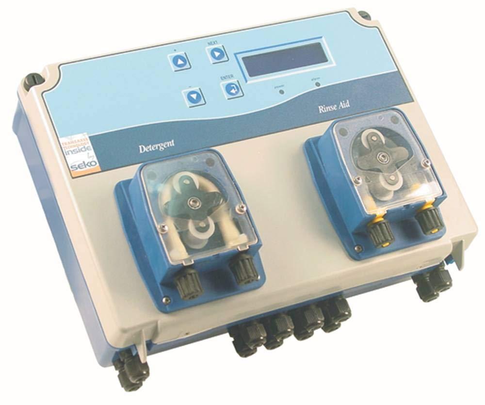 SEKO Twin 40 - Dosificador para lavavajillas para limpiador ...