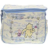 "Classic Pooh Mini Beige Diaper Bag (10""x9""x5"")"
