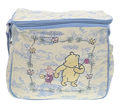 Classic Pooh Mini Beige Diaper Bag -