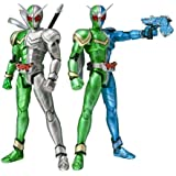 S.H.フィギュアーツ 仮面ライダーW(ダブル) サイクロントリガー&サイクロンメタル