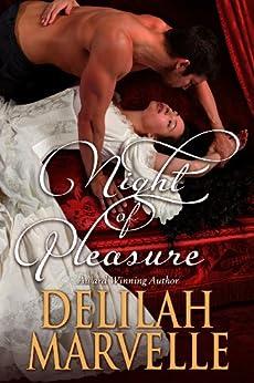 Night of Pleasure (School of Gallantry Book 4) by [Marvelle, Delilah]