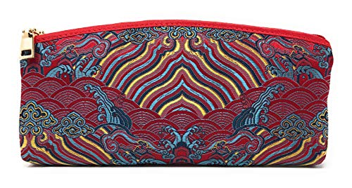 Value Arts Red Zippered...