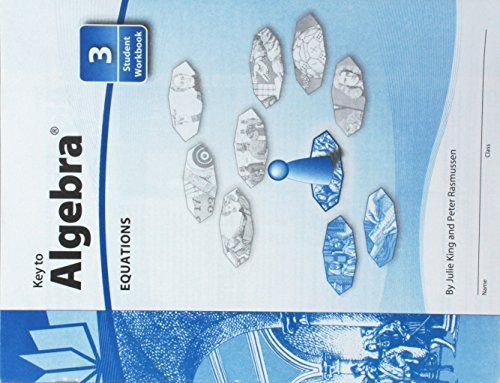 (Key to Algebra, Book 3: Equations (KEY TO...WORKBOOKS))