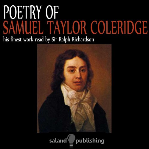 an analysis of the poems by samuel taylor coleridge Show all poems print ↓ print poem  nathania ewruje - 2014 - kubla khan (samuel taylor coleridge) listen to a recording of this poem or poet background to the poem.