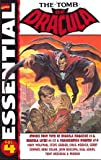 Essential Tomb Of Dracula Volume 4 TPB
