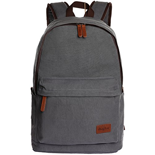 ibagbar-classic-canvas-backpack-grey