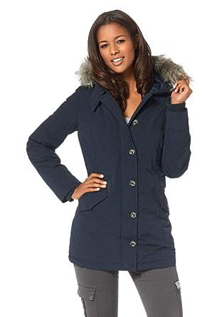 Freiraum suchen High Fashion Bestbewerteter Rabatt KangaROOS Damen Parka Jacke Kapuze: Amazon.de: Bekleidung