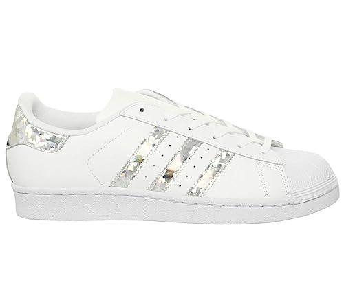 adidas Unisex Kids' Superstar J Gymnastics Shoes