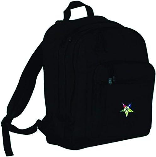 Order-of-Eastern-Star Backpack Black