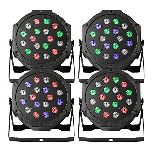 54w led par light - 4