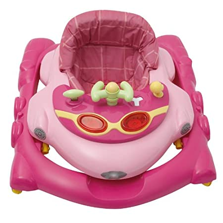 Tippitoes Amigo - Andador para bebé (rosa): Amazon.es: Bebé