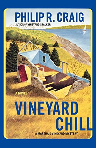 Vineyard Chill: Martha's Vineyard Mystery #19 (Martha's Vineyard Mysteries)