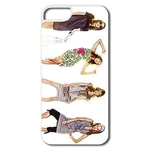 Cute Custom Hard Skin Nice IPhone 5 5s Cases - Alessandra Ambrosio