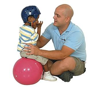 Gymnic Physio Balón de equilibrio terapéutico para gimnasio, 30,5 ...