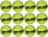 12 Tuff Balls - Industrial Strength Dog Toys - Junior/Small Size